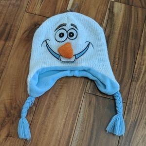 Olaf Winter Hat